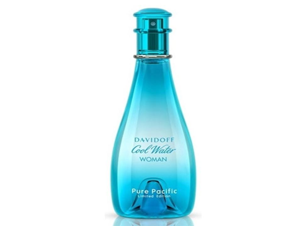 Cool Water   Pure Pacific Donna by Davidoff EDT NO BOX 100 ML.