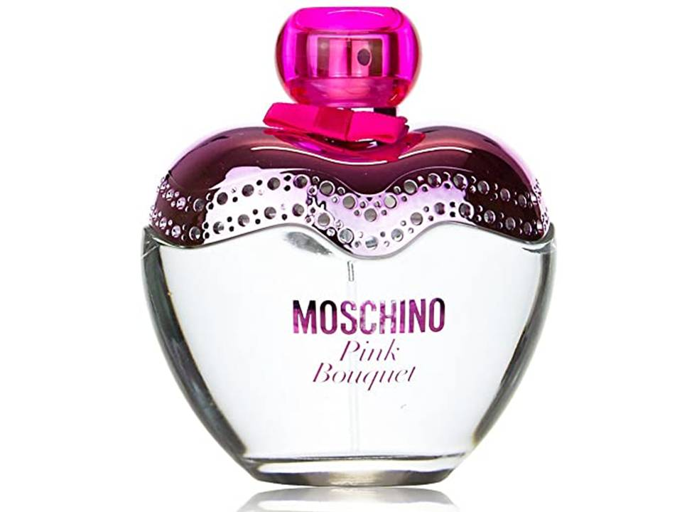 Pink Bouquet Donna by Moschino EDT NO BOX  100 ML.