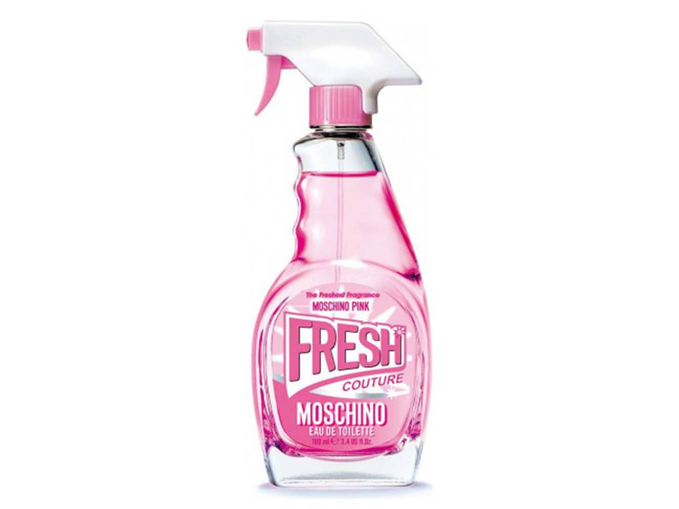 *Pink Fresh  Couture Donna by Moschino EDT NO BOX  100 ML.