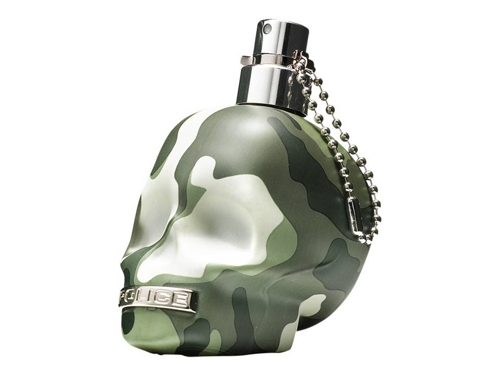 TO BE Camouflage  Uomo by Police Eau de Toilette TESTER 125 ML.