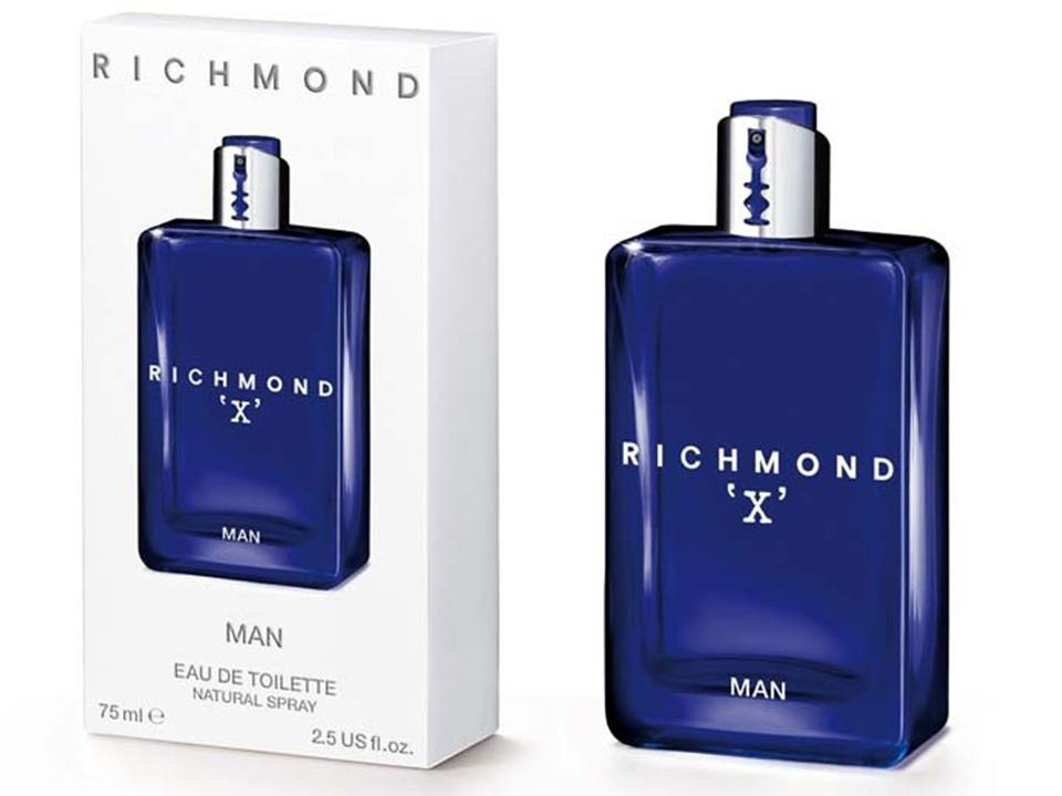 Richmond X Man by John Richmond EDT TESTER 75 ML.