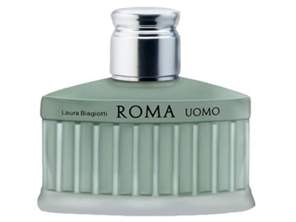 Roma Uomo Cedro by Laura Biagiotti  EDT TESTER 75 ML.