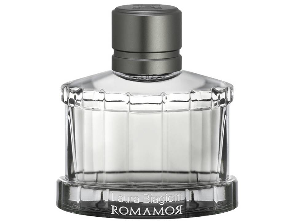 Romamor Uomo  by Laura Biagiotti  EDT TESTER 125 ML.