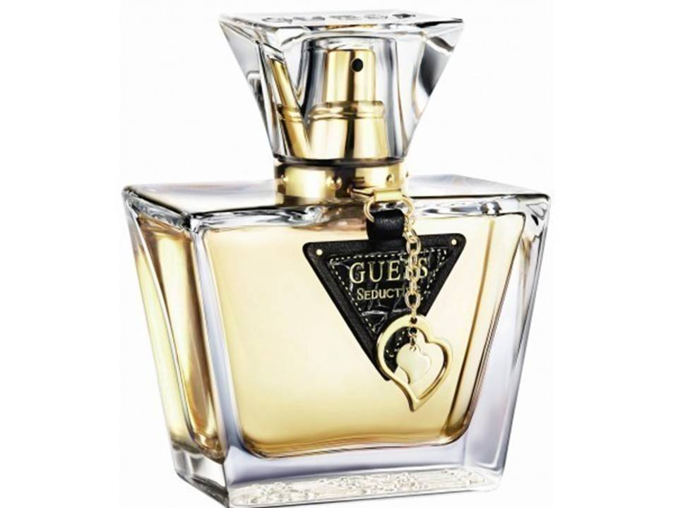 Seductive Donna by  Guess EDT TESTER 75 ML.