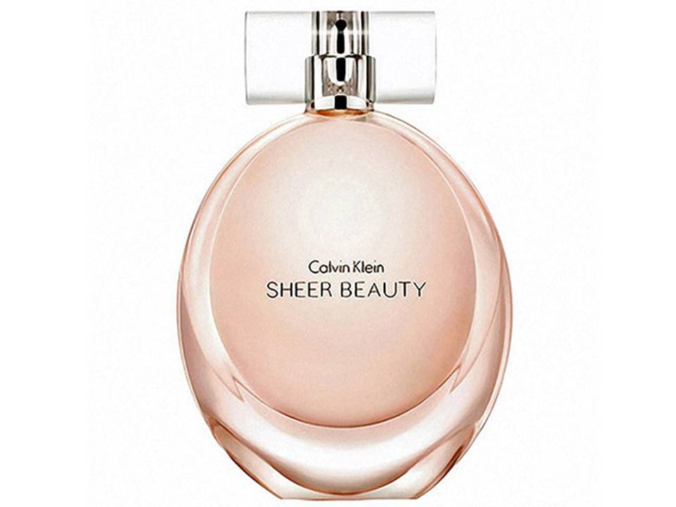 Beauty Sheer Donna by Calvin Klein EDT TESTER 100 ML.