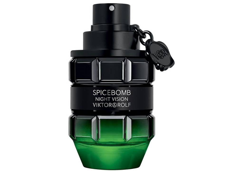 Spicebomb Night Vision Uomo by Viktor&Rolf EDT TESTER 90 ML.