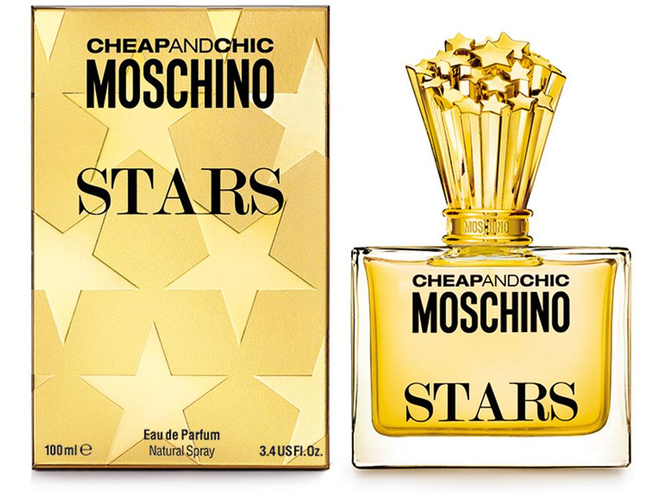 Stars Donna by Moschino EDP NO BOX  100 ML.