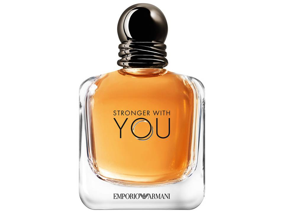 Emporio Armani  Stronger With You Uomo EDT TESTER 100 ML.