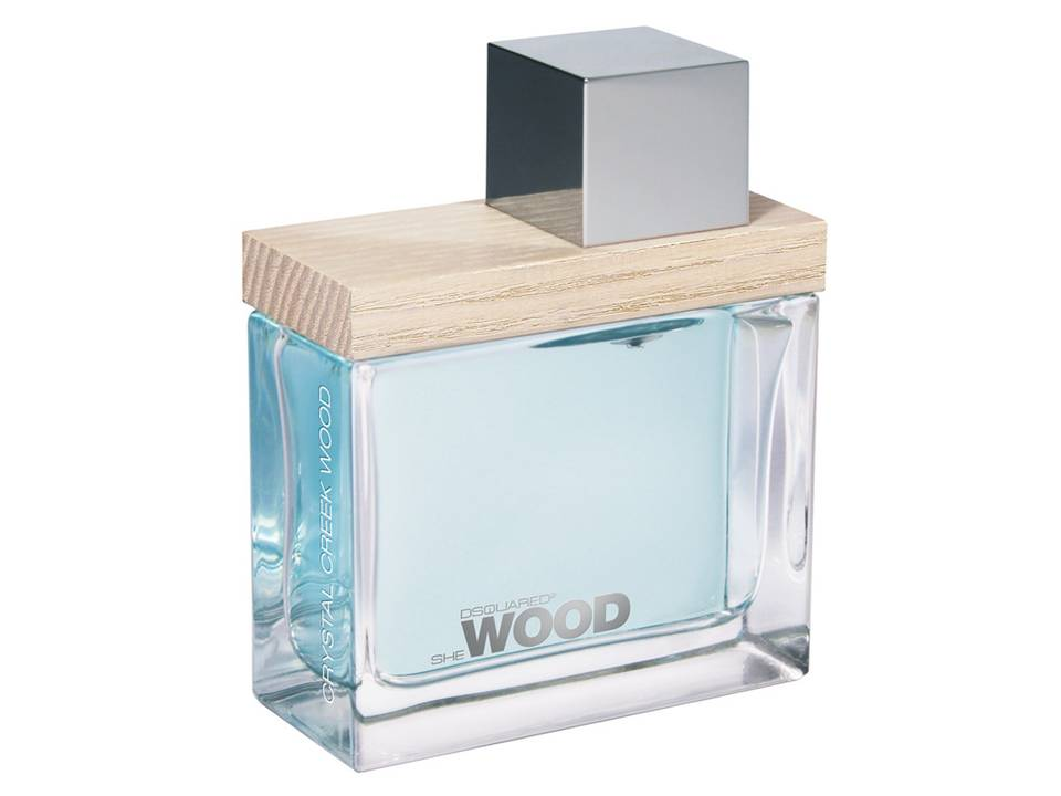 She Wood Crystal Creek Donna by DSQUARED  EDP TESTER 100 ML.