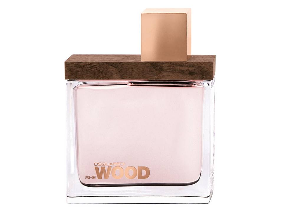 She Wood Donna by DSQUARED  Eau de Parfum NO TESTER 100 ML.