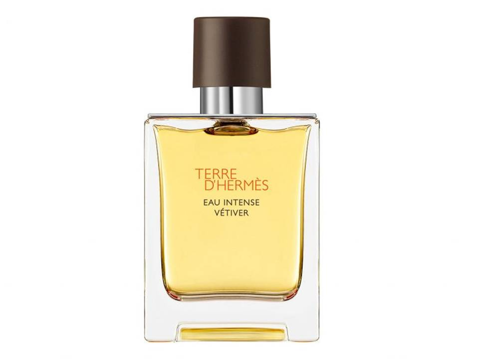 Terre D\'Hermes Eau Intense Vetiver EDP NO BOX 100 ML.