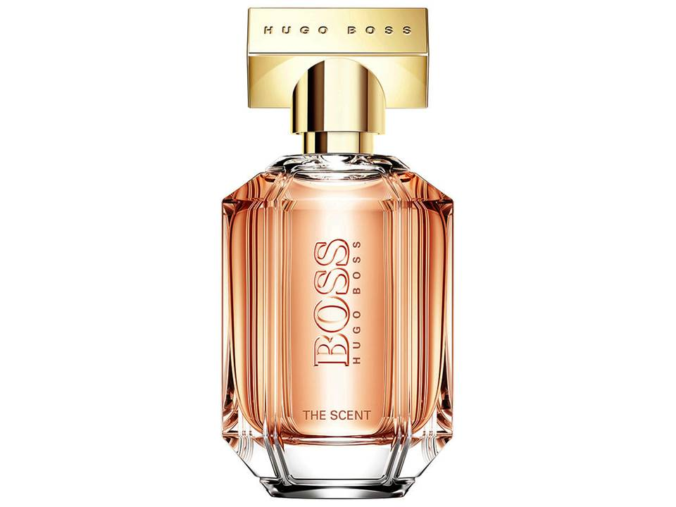 *Boss The Scent For HER by Hugo Boss Eau de Parfum TESTER 50 ML.