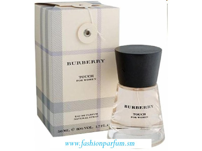 Touch for Women by Burberry  EDP NO BOX 100 ML.