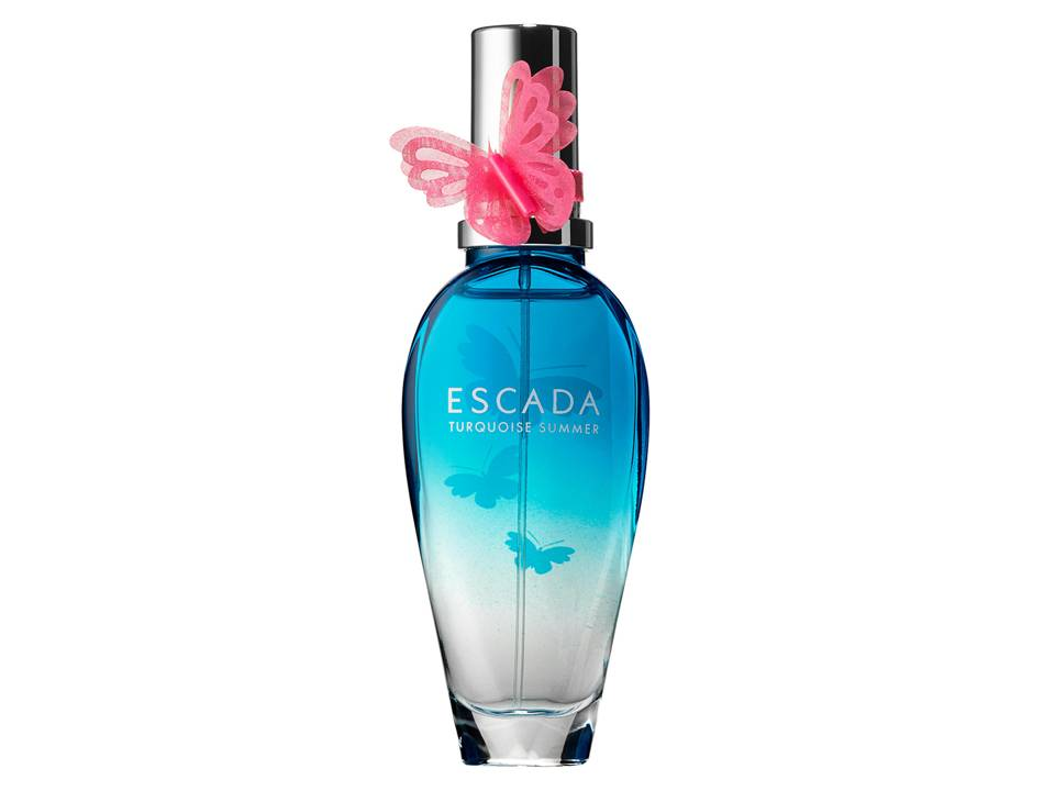 Turquoise Summer Donna by  Escada EDT TESTER 100 ML.