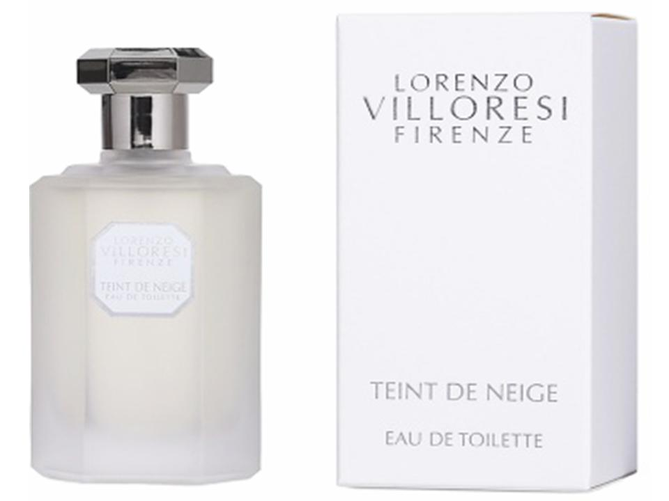 Teint de Neige Donna by Lorenzo Villoresi  EDT  NO TESTER 100 ML