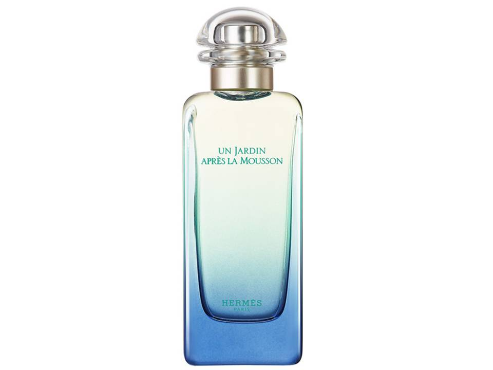 Un Jardin Apres  la Mousson by Hermes  EDT  NO BOX 100 ML.