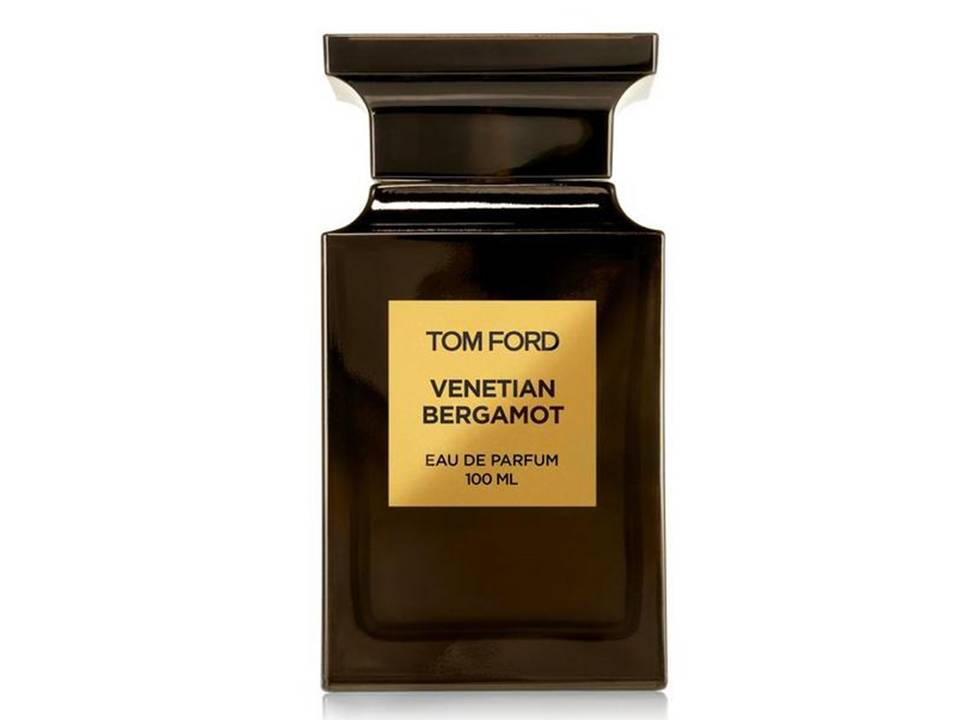 *Venetian Bergamot by Tom Ford Eau de Parfum TESTER 100 ML.