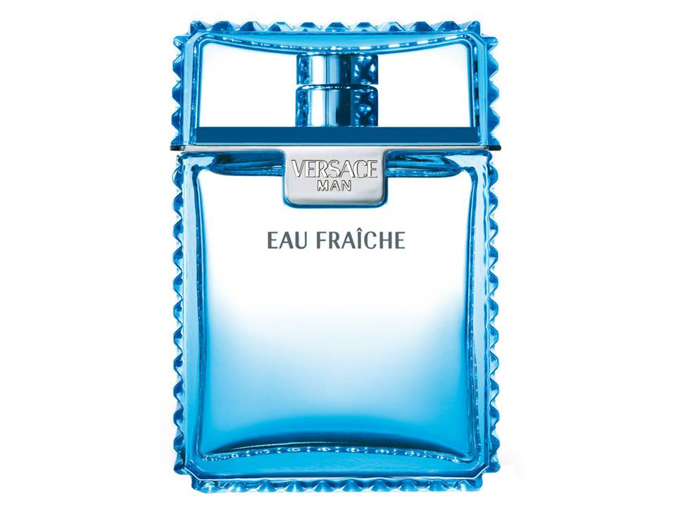 Versace Man Eau Fraiche by Versace EDT NO BOX  100 ML.