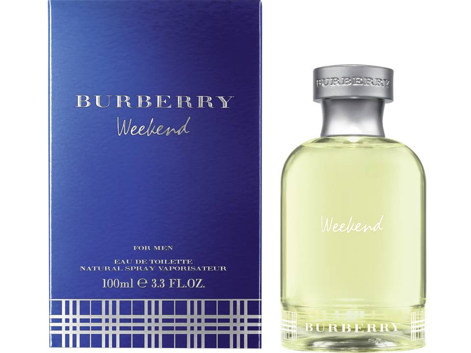Weekend for Men by Burberry  EDT NO TESTER 100 ML.