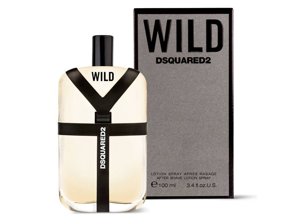 Wild for Men by DSQUARED² DOPO BARBA SPRAY 100 ML.
