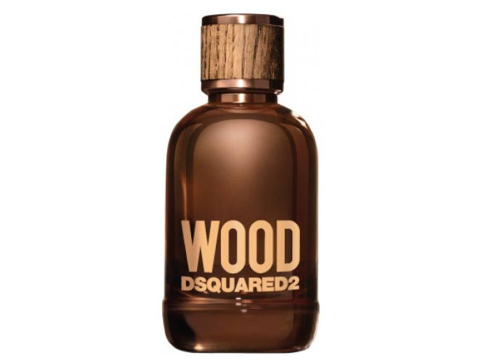 Wood for Him by DSQUARED² Eau de Toilette NO TESTER 100 ML.