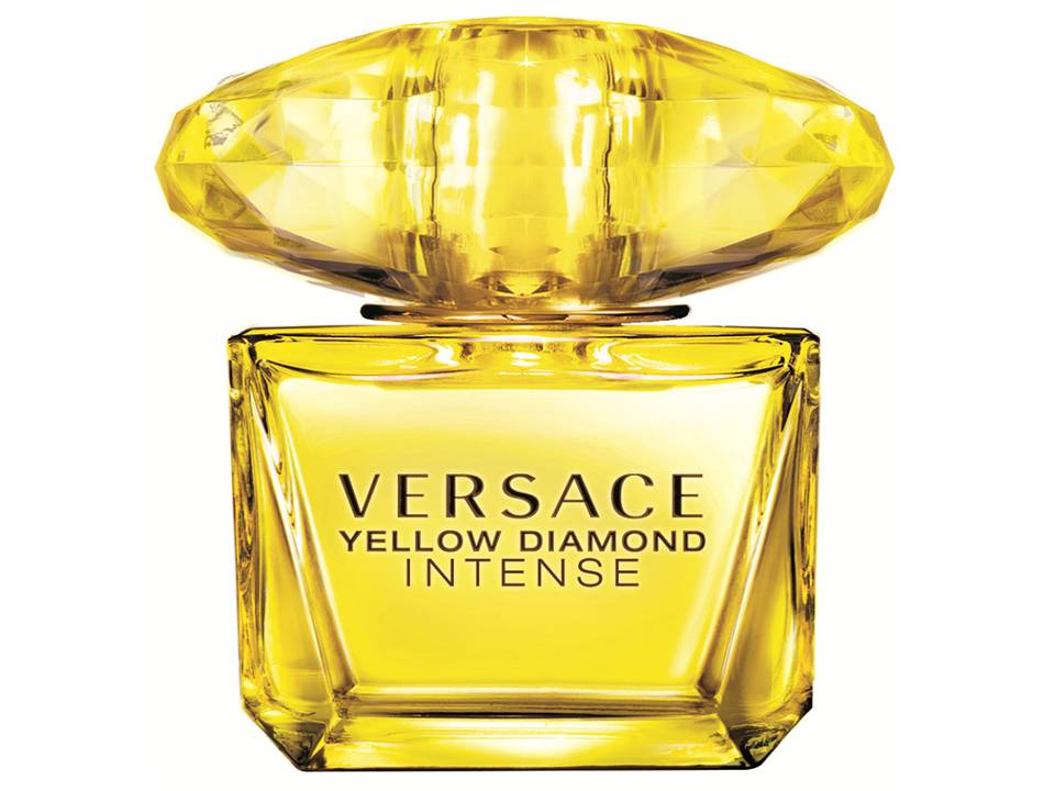 Yellow Diamond Intense Donna by Versace EDP NO BOX  90 ML.