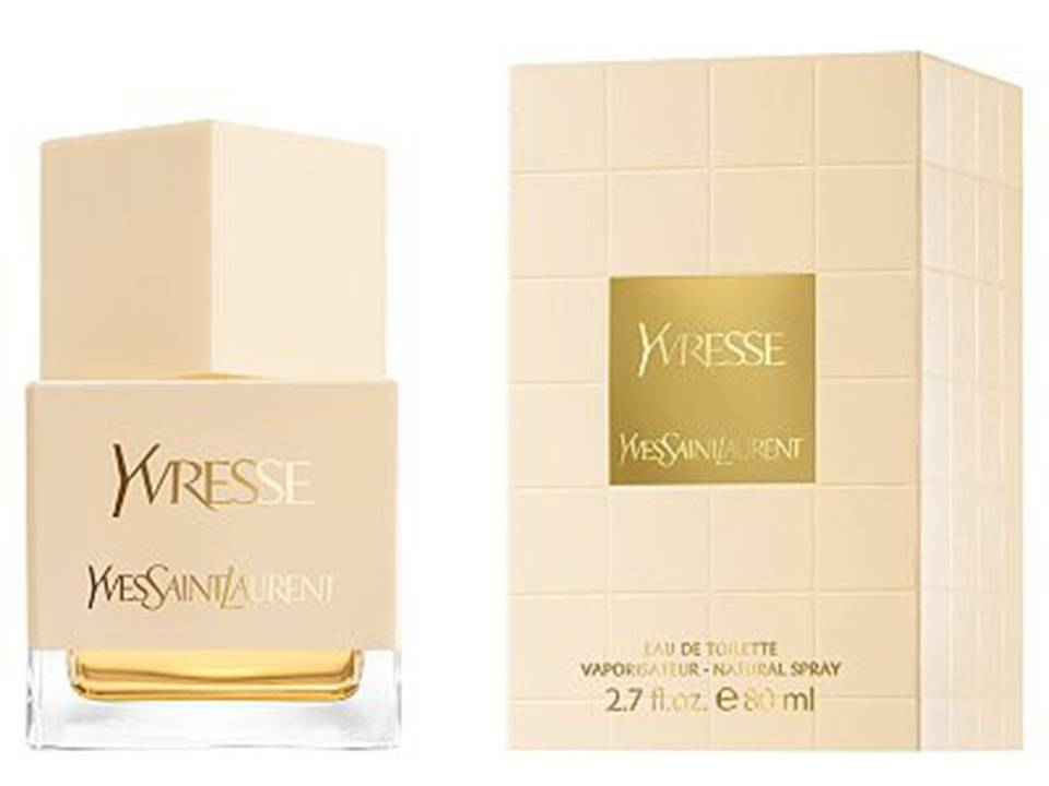 Yvresse Donna by Yves Saint Laurent  EDT NO TESTER 80 ML.