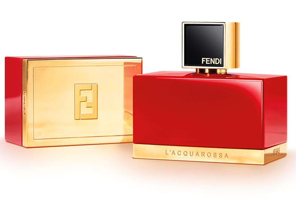 L`Acquarossa Donna by Fendi Eau de Parfum TESTER 75 ML.