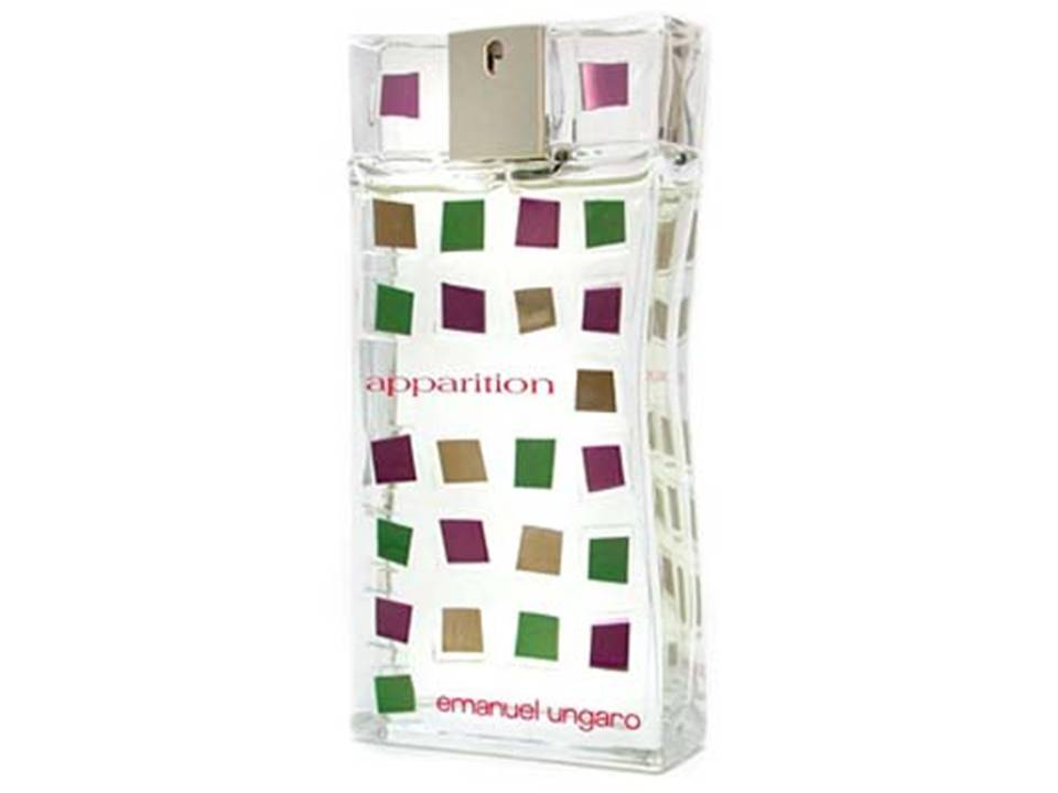 Apparition Donna by Emanuel Ungaro EDP NO BOX 90 ML.