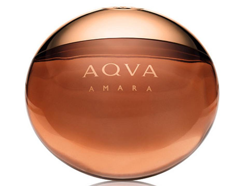 Aqua AMARA Uomo by Bulgari EDT TESTER 100 ML.