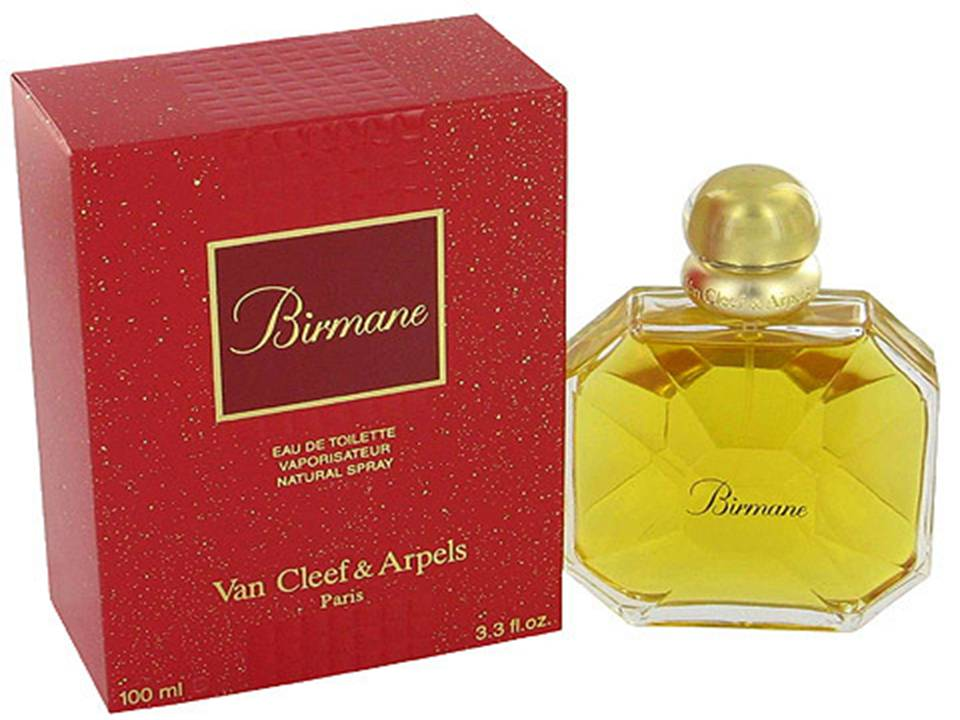 Birmane Donna by Van Cleef & Arpels EDT NO BOX 100 ML.