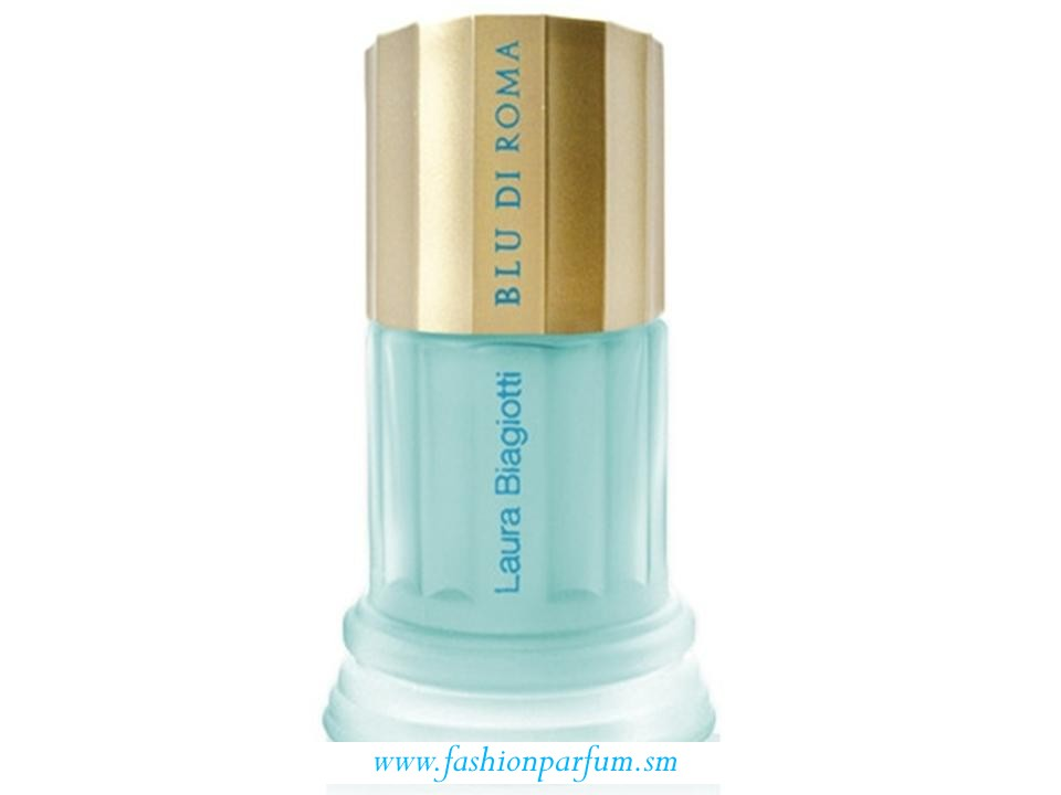 Blu di Roma Donna by Laura Biagiotti EDT TESTER 100 ML.