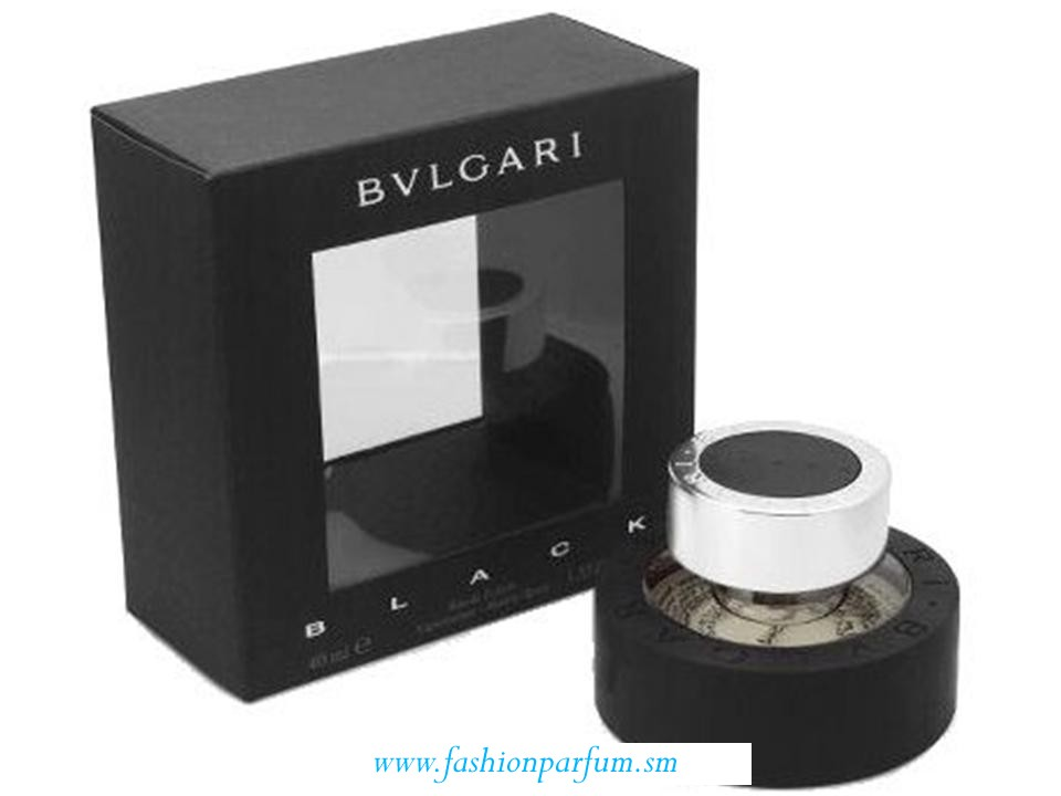 Bulgari  Black Unisex by Bvlgari EDT TESTER 75 ML.