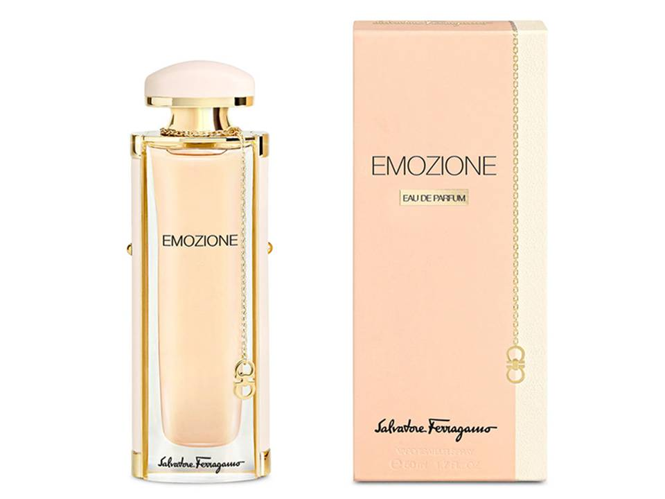 Emozione Donna by Salvatore Ferragamo EDP NO BOX 92 ML.