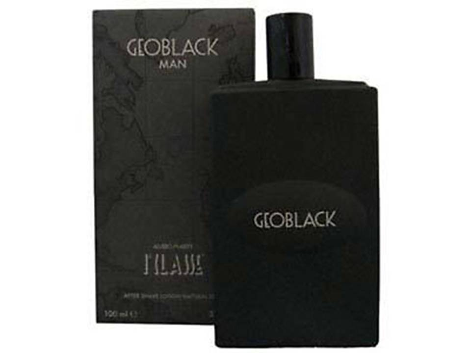 GeoBlack Man by Alviero Martini EDT NO BOX 100 ML.