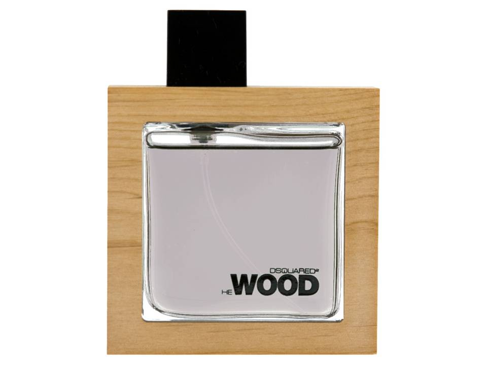 He  Wood Uomo by DSQUARED²  EDT  NO  TESTER   50 ML.