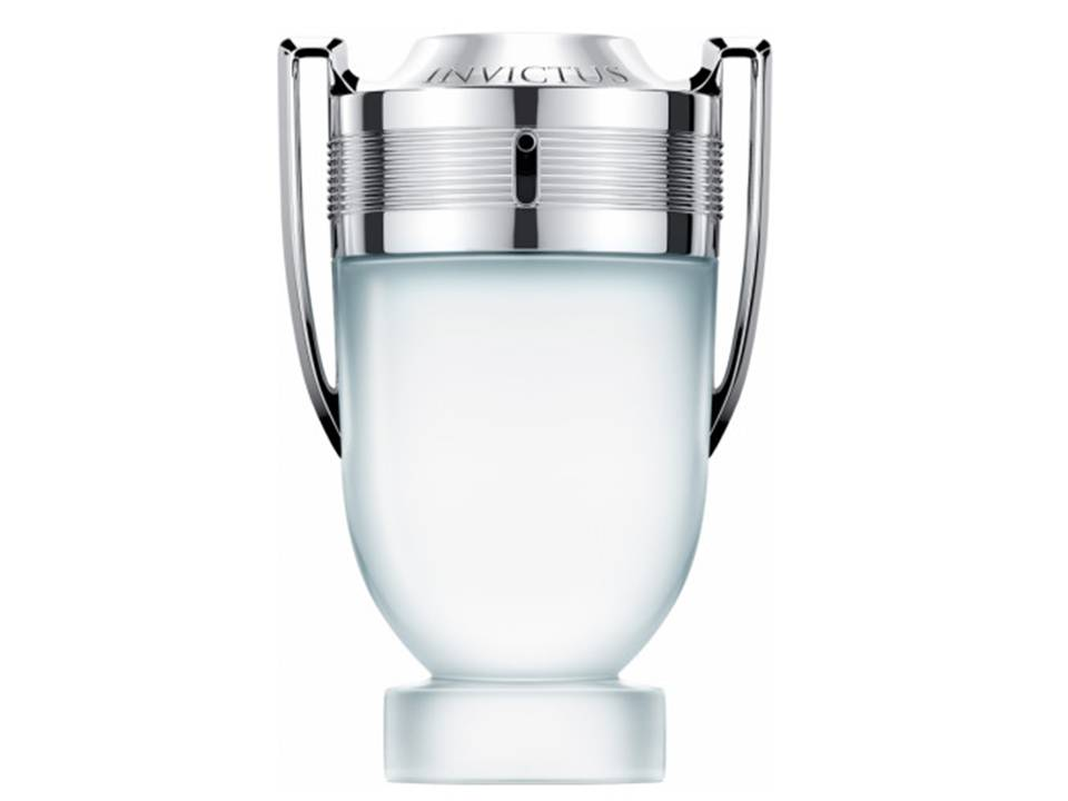 Invictus Aqua Uomo by Paco Rabanne EDT TESTER 100 ML.