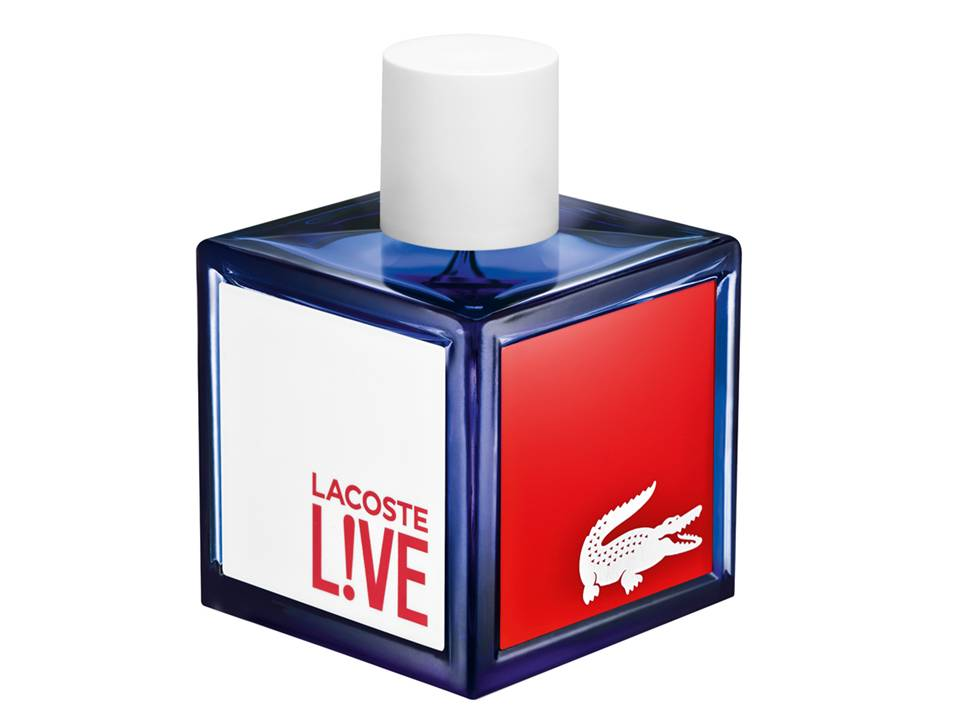 Lacoste Live Uomo by Lacoste EDT TESTER 100 ML.