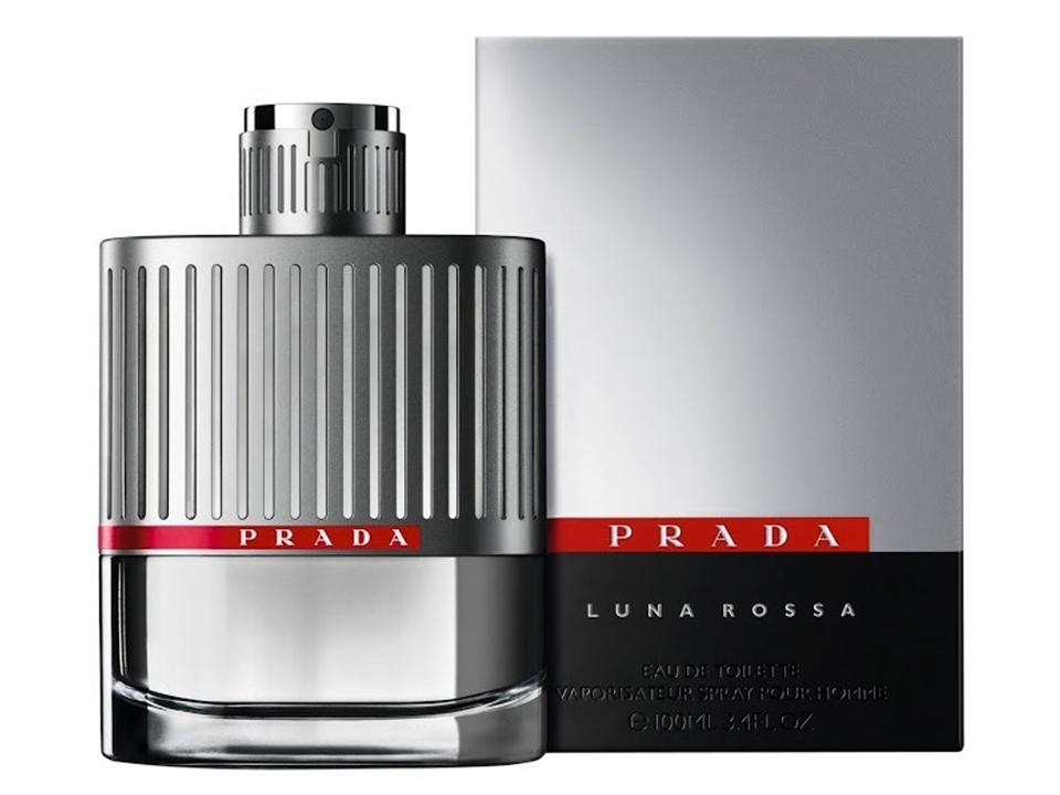 Luna Rossa Uomo  by Prada EDT TESTER 100 ML.