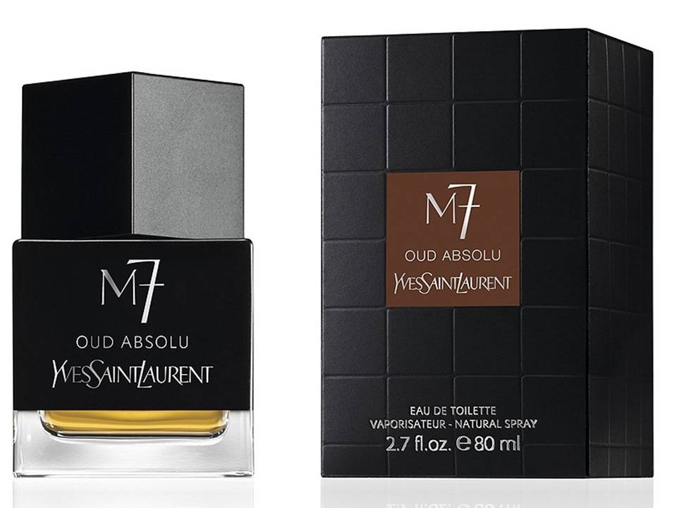 M7 Oud Absolu Uomo by Yves Saint Laurent EDT NO TESTER 80 ML.