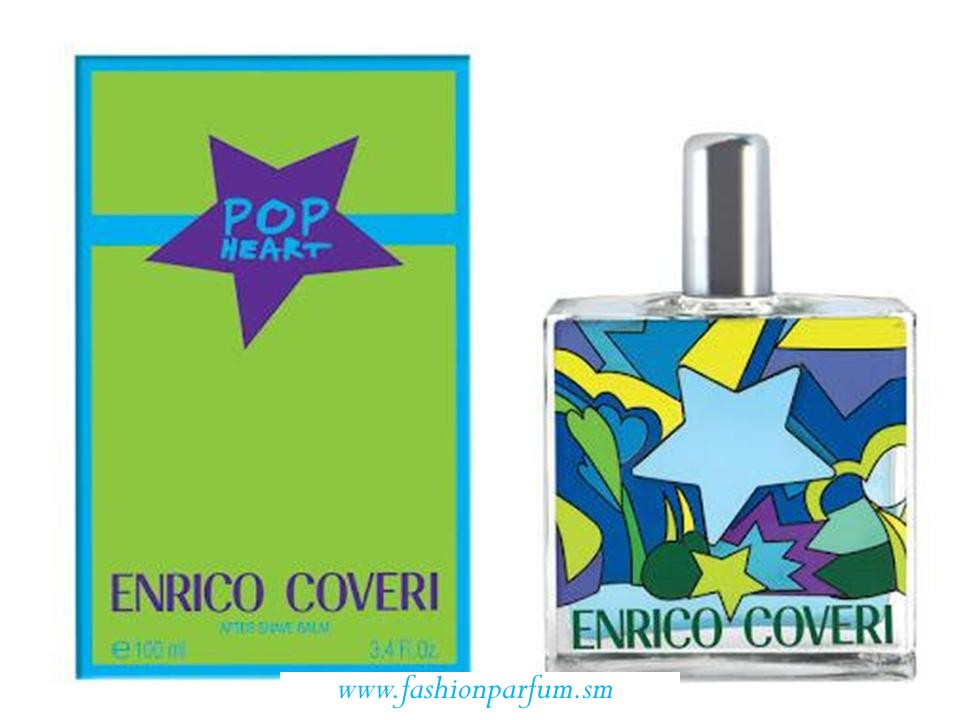 Pop Heart For Him by Enrico Coveri DOPO BARBA IN CREMA 100 ML.