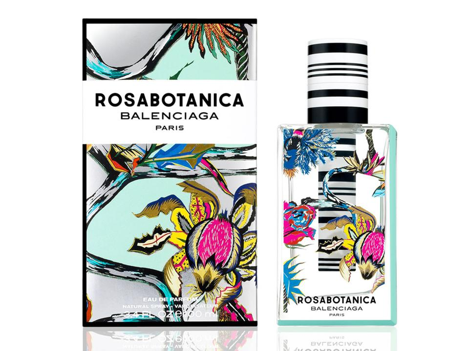 Rosabotanica Donna by Balenciaga EDP TESTER 100 ML.