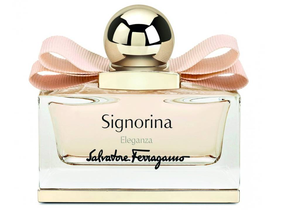 Signorina Eleganza by Salvatore Ferragamo  EDP NO BOX 100 ML.