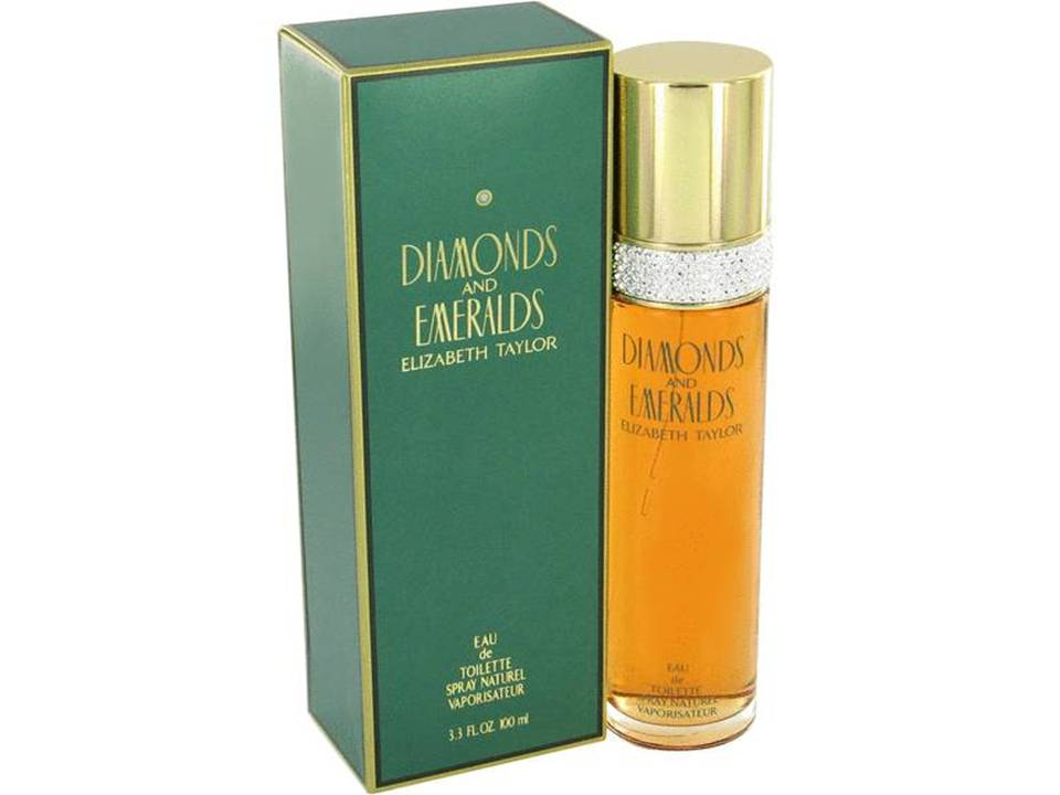 Diamonds and Emeralds Donna  EDT NO TESTER 100 ML.