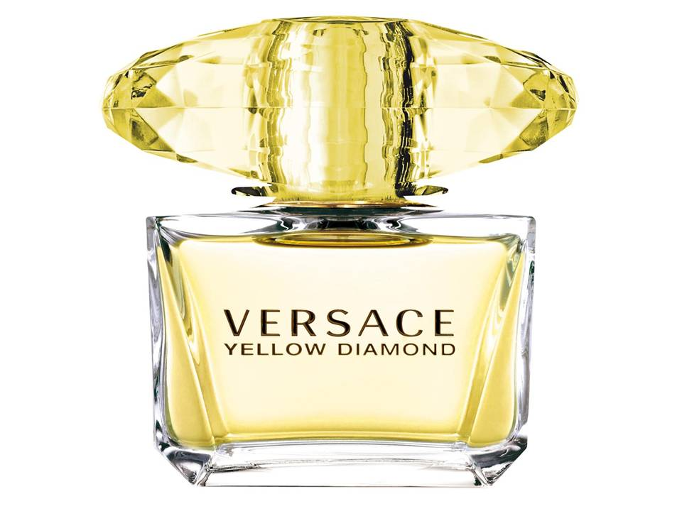 Yellow Diamond Donna by Versace EDT NO TESTER 90 ML.