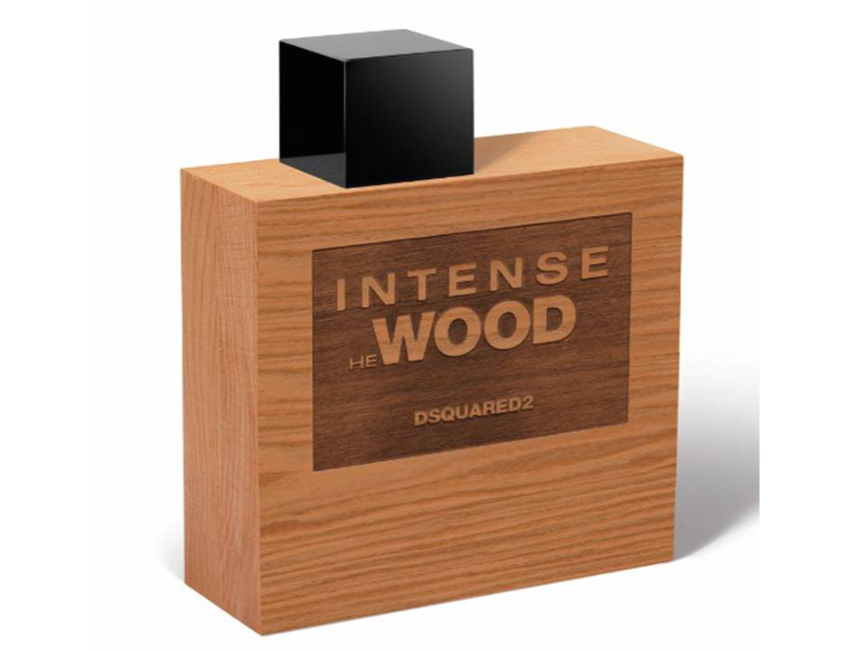 He Wood Uomo Intense by DSQUARED EDT INTENSE TESTER 100 ML.